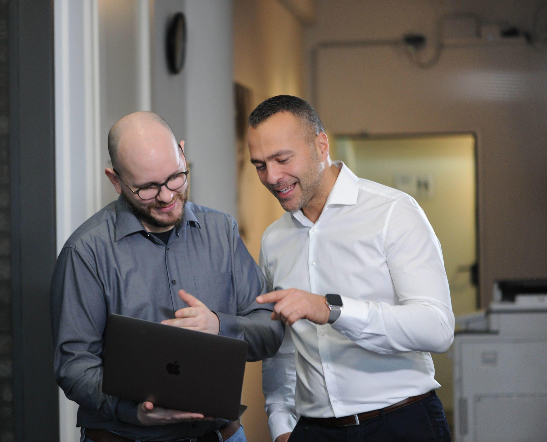 Rainer Matla und Süleyman Daral entwicklen Konzeote die begeistern